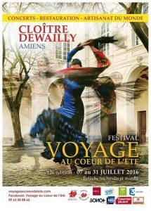 Festival Voyage au cœur de l'été
